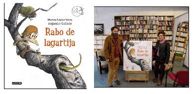 Rabo de Lagartija Premio Infantil-Apel les Mestres