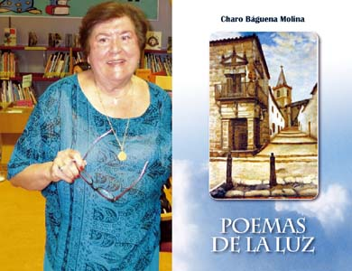Un libro de Charo Báguena Molina que nos llena de luz