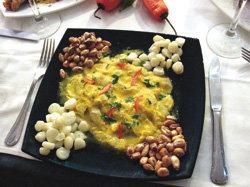 En la imagen, un sabroso plato típico de la cocina peruana (Foto: Juan Ignacio Vera)