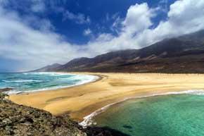 Fuerteventura, isla de la soledad desnuda