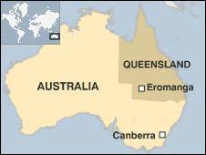 Queensland es una zona rica en fósiles.