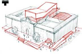 Tabakalera, Centro Internacional de Creación y Cultura Contemporánea, abrirá sus puertas en Madrid
