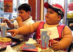 En el mundo hay 150 millones de niños obesos o con sobrepeso