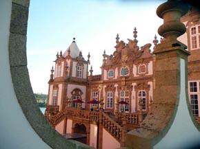 """Pousadas de Portugal """"Palacio do Freixo (Porto)"""""""