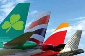 IAG eleva un 19,4% sus pasajeros en enero, con un aumento del 13,3% en el tr�fico de Iberia