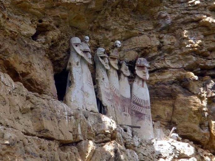 La Cultura Pre-Inca En La Ceja De Selva Peruana