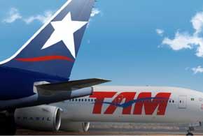 Latam Airlines estrena nueva imagen en sus aviones