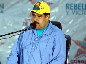 Nicol�s Maduro decreta un aumento de 30% en el salario m�nimo