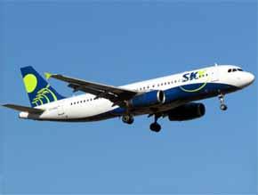 La aerol�nea chilena SKY Airline, se consolida como