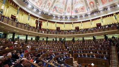 Los parlamentarios espa�oles siguen con numerosos privilegios.