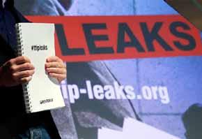 Greenpeace filtra documentos de controvertidas negociaciones comerciales entre EEUU y la UE