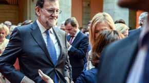 Rajoy, este 2 de mayo