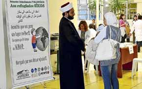 Brasil se convierte en la nueva escala de los refugiados sirios en su ruta para entrar a Europa