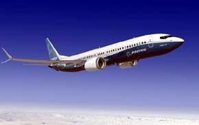 Avi�n 737 MAX 8 realiza primer vuelo internacional