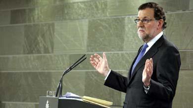 Mariano Rajoy el l�der pol�tico peor valorado de Espa�a