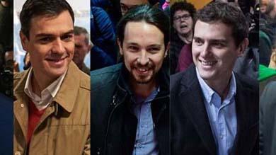 Siete expertos demosc�picos vaticinan un posible sorpasso de Podemos-IU al PSOE