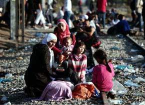 Canad�, el pa�s con m�s refugiados sirios