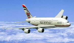 Fuerte turbulencia deja a 31 pasajeros heridos en vuelo de Etihad Airways