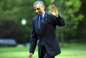 Obama ha sido demandado por un oficial del ej�rcito de los EE.UU.