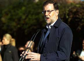 Las voces cr�ticas del PP exigen cambios a Mariano Rajoy. GETTY