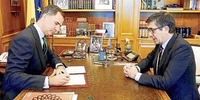 El Rey convoca a nuevas elecciones legislativas para el 26 de junio