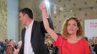 La alianza Podemos-IU amenaza al PSOE entre los votantes de entre 35 y 54 años