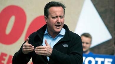 Cameron advierte del peligro de recesión si Reino Unido sale de la UE