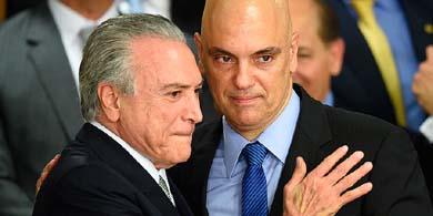Brasil: El Gobierno interino apoyará investigación sobre fraude a Petrobras