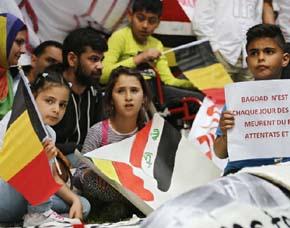 España recibirá a los primeros refugiados de Grecia a finales de mayo