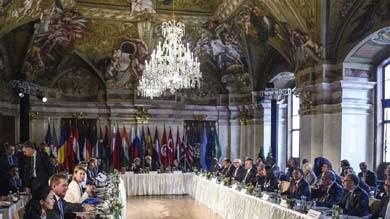Alemania y Francia advierten que la crisis libia amenaza también a Europa