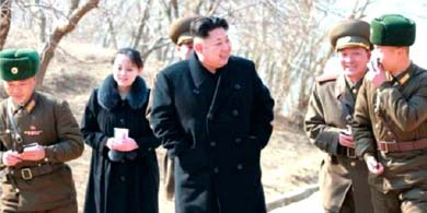Tras meses de tensión Corea del Norte se abre a dialogar con el Sur