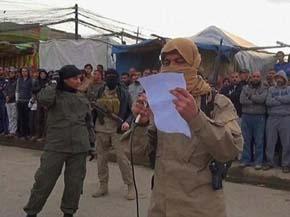 Estado Islámico lapidó hasta la muerte a una mujer y 20 hombres por relaciones ilegítimas