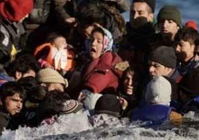 España es el sexto país más abierto para recibir refugiados