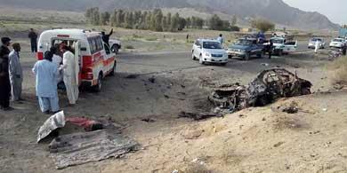Afganistán confirma muerte del líder talibán por ataque de EEUU en Pakistán
