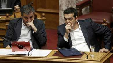 Grecia no destin� ni un euro a su presupuesto