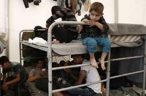 Italia coordina el rescate de 2.000 personas en el Mediterr�neo