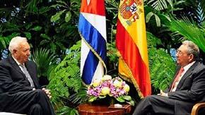 La disidencia cubana estalla contra Rajoy: