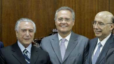 Una nueva grabaci�n compromete al presidente del Senado en Brasil