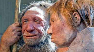 �El hombre de Neandertal, el primer espele�logo?