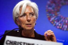 FMI condiciona desembolso de fondos para Grecia