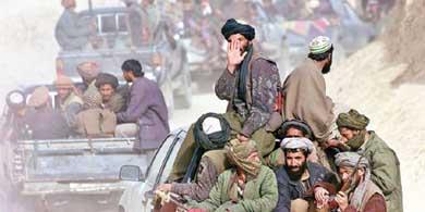 Talibanes afganos designan como nuevo jefe al mul� Haibatullah Akhundzada