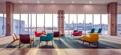El aeropuerto Gale�o de R�o de Janeiro cambia de cara para los Juegos Ol�mpicos