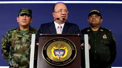 Colombia no negociar� con ELN mientras tenga en su poder a periodistas
