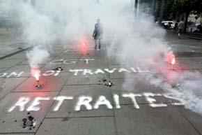 Comité organizador de la Eurocopa teme por protestas en Francia