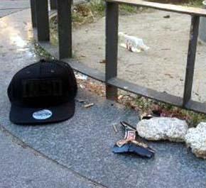 Neonazis y dominicanos se enfrentan con bates y piedras en Tetu�n (Madrid)