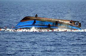 Mueren 700 inmigrantes en varios naufragios en el Mediterr�neo
