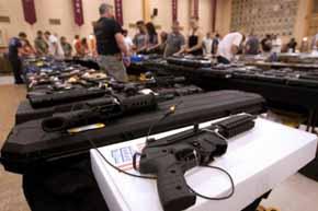 Las acciones de los principales fabricantes de armas subieron entre 6,9% y 8,5%
