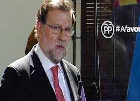 Rajoy asegura que desconoc�a las reuniones de Interior y Antifraude pero cree que pueden ser