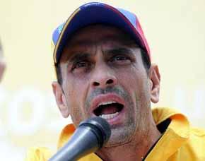 Henrique Capriles anuncia que se validaron el 98% de las firmas para activar el revocatorio