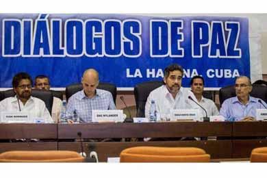 Histórico: El Gobierno colombiano y la guerrilla de las Farc logran acuerdo sobre el cese bilateral de un alto al fuego